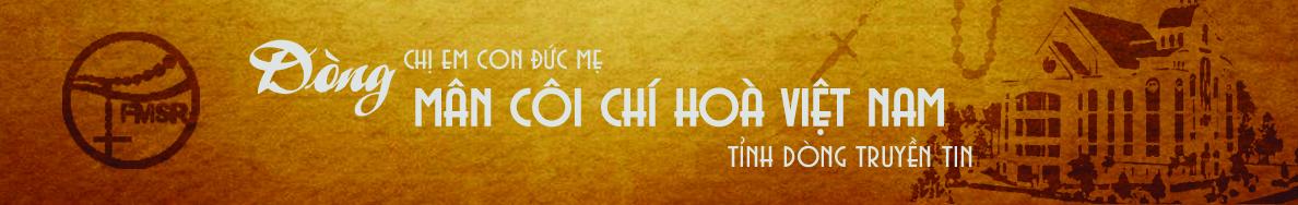 Dòng Mân Côi Chí Hoà Việt Nam