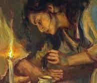 Xức Dầu Chân Chúa Giêsu - Thứ Hai Tuần Thánh